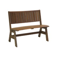 JADE CURVED BENCH