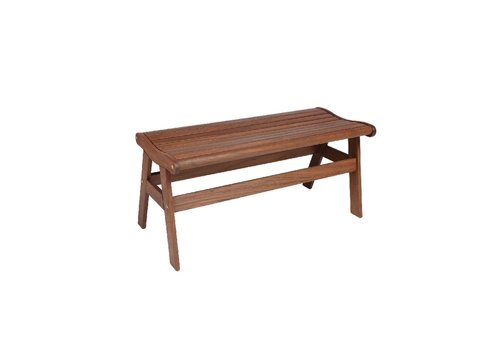 JENSEN LEISURE FURNITURE AMBER BACKLESS BENCH
