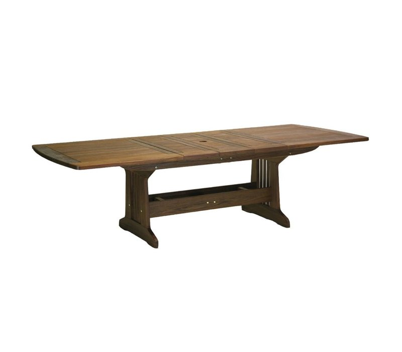 ALPHA EXTENSION DINING TABLE
