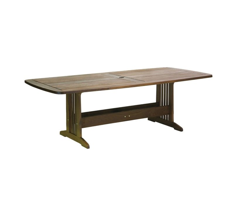 BUNBURY TABLE 90 x 42 DINING TABLE