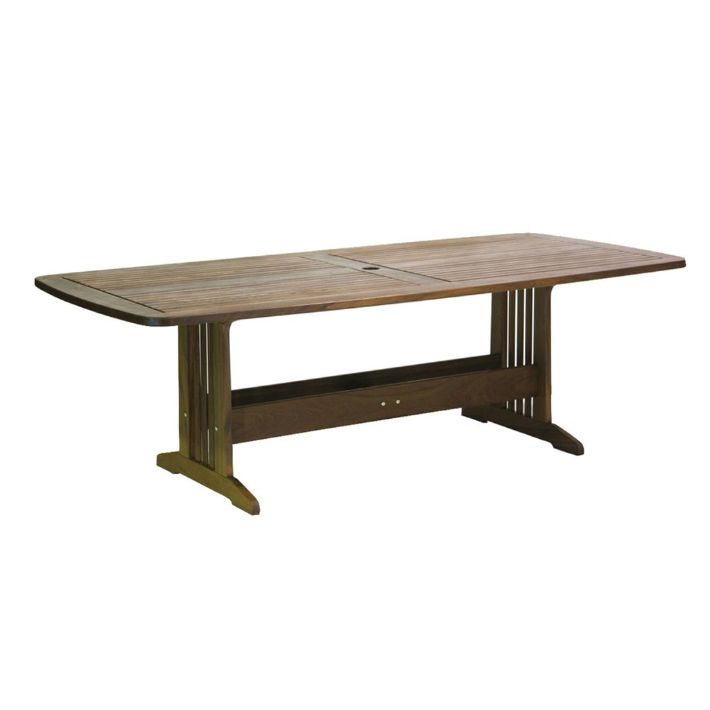 JENSEN LEISURE FURNITURE BUNBURY TABLE 90 X 42 DINING TABLE   Kolo  Collection