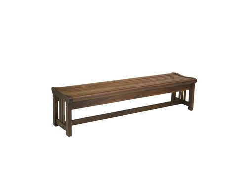 JENSEN LEISURE FURNITURE LINCOLN BACKLESS BENCH