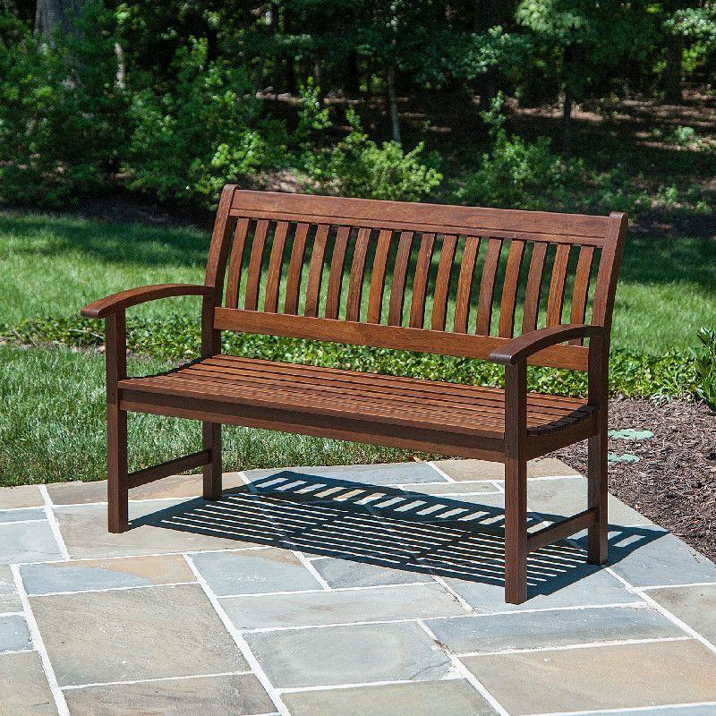 Jensen Leisure Furniture Garden Bench Kolo Collection