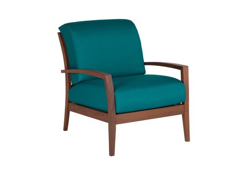 JENSEN LEISURE FURNITURE TOPAZ LOUNGE WITH GRADE C CUSHION