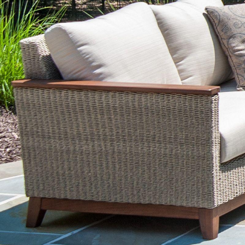 Jensen Leisure Furniture Turnberry Bench