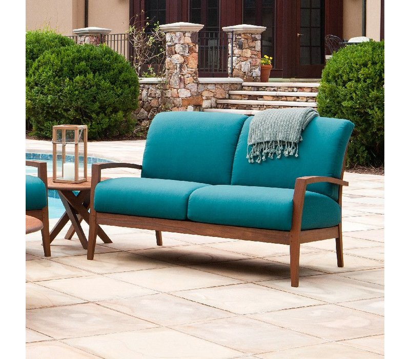 TOPAZ LOVESEAT WITH GRADE C CUSHION