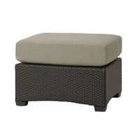 FUSION SECTIONAL OTTOMAN - BRONZE