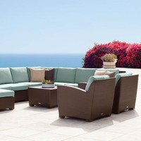 FUSION SECTIONAL CLUB CHAIR