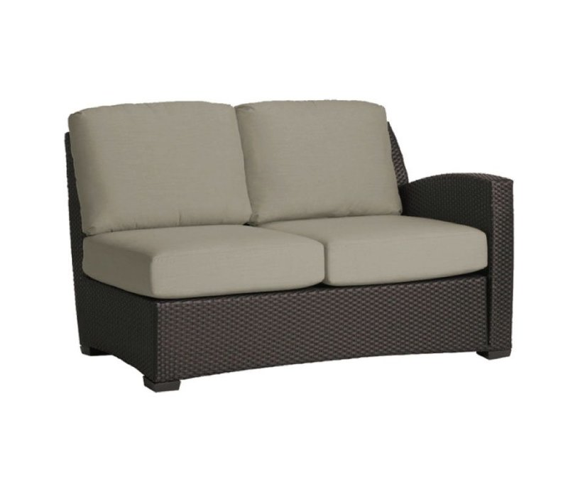 FUSION RIGHT SECTIONAL-BRONZE