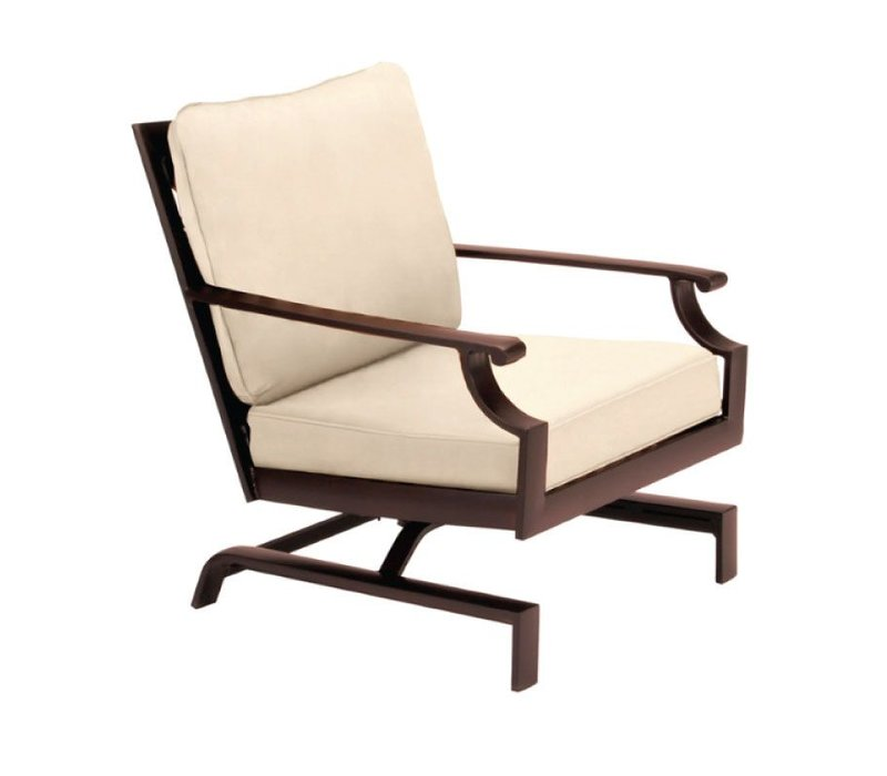 COAST CUSHION MOTION LOUNGE CHAIR WITH GRADE A FABRIC
