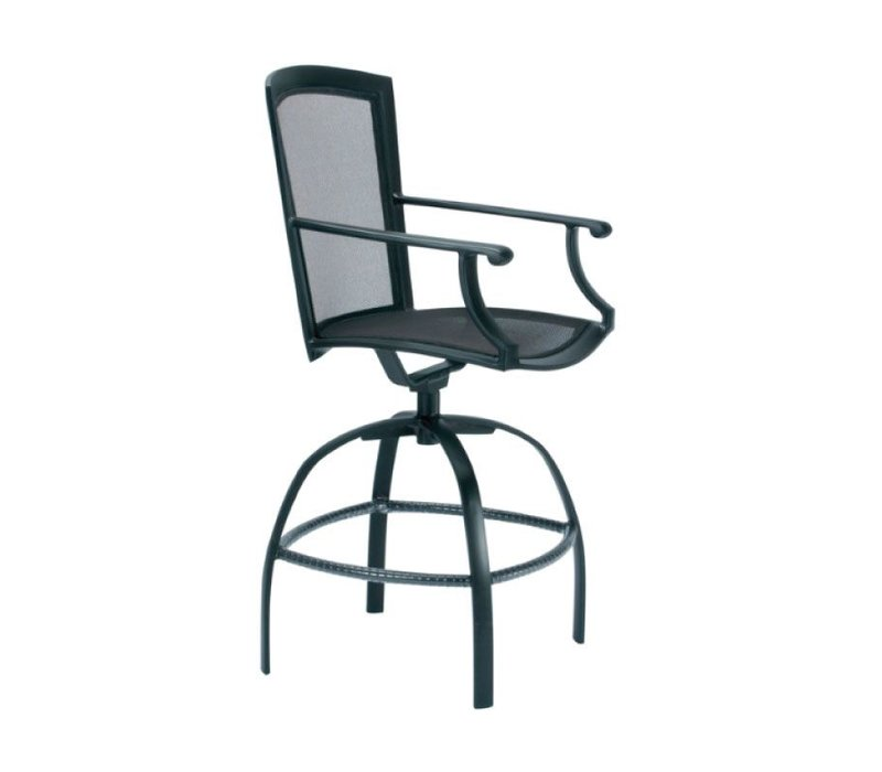 COAST SWIVEL BARSTOOL WITH ARMS
