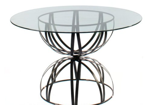 AMALFI LIVING AMALFI HOURGLASS TABLE GRANDE