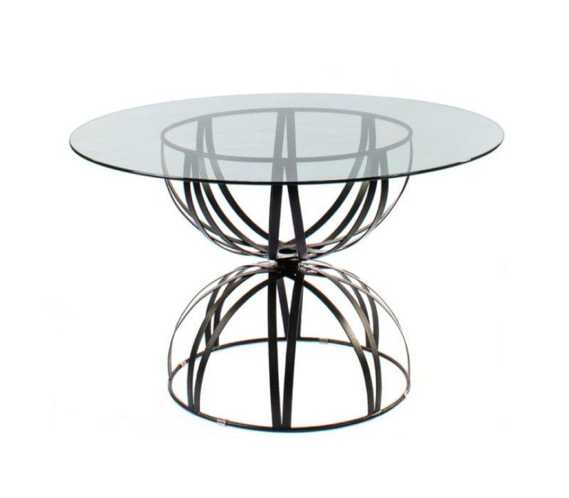AMALFI HOURGLASS GRANDE TABLE BASE
