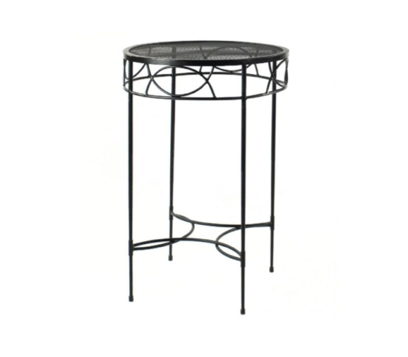AMALFI BAR TABLE WITH MESH TOP