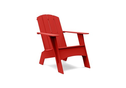 LOLL DESIGNS 4 SLAT ADIRONDACK - CURVED BACK