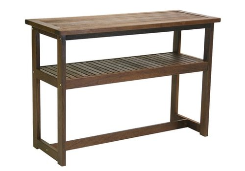 JENSEN LEISURE FURNITURE CONSOLE TABLE