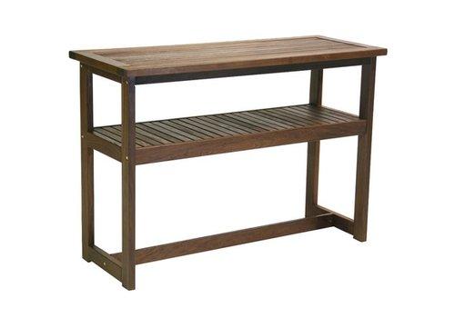 JENSEN LEISURE FURNITURE CONSOLE TABLE