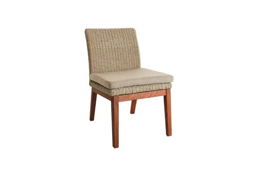 JENSEN LEISURE FURNITURE CORAL DINING SIDE CHAIR