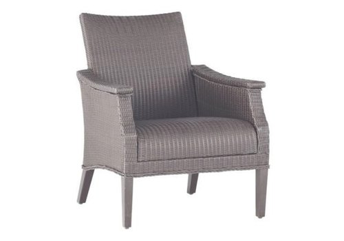 SUMMER CLASSICS BENTLEY LOUNGE CHAIR - OYSTER