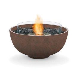 BROWN JORDAN FIRES URTH WITH BIOETHANOL AB8 BURNER / RUST