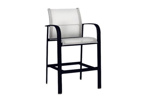 BROWN JORDAN SIROCCO BARSTOOL WITH GARDE A SLING