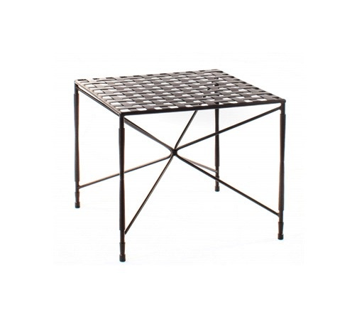 Attractive AMALFI LIVING AMALFI OCCASSIONAL TABLE STAR BASE WOVEN TOP Ideas