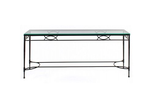 AMALFI LIVING CUSTOM CONSOLE BASE 66X18X29H