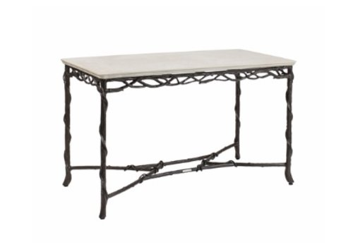 BROWN JORDAN ARBRE CONSOLE TABLE 24X48 RECTANGLE - LILY