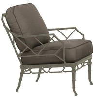CALCUTTA LOUNGE CHAIR WITH GRADE A FABRIC
