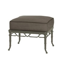 CALCUTTA OTTOMAN WITH GRADE A FABRIC