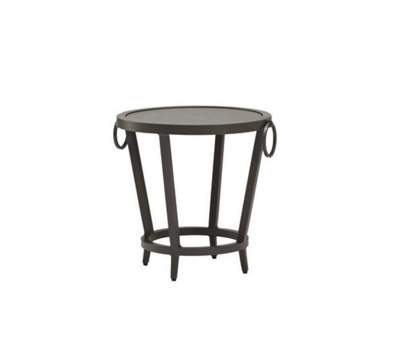 "LUNA 20"" ROUND OCCASIONAL TABLE"