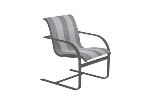 BROWN JORDAN QUANTUM SPRING BASE CHAIR