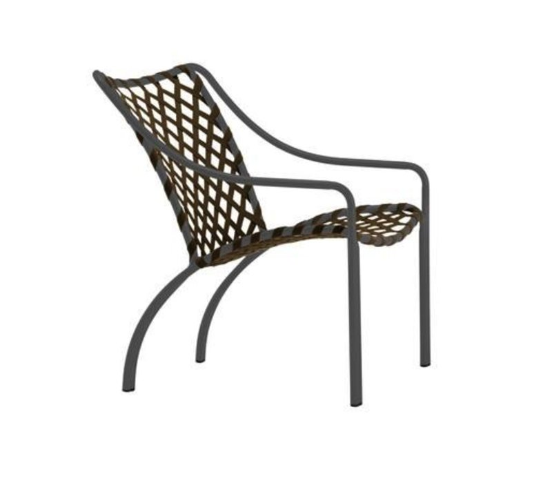 TAMIAMI LOUNGE CHAIR WITH SUNCLOTH STRAP