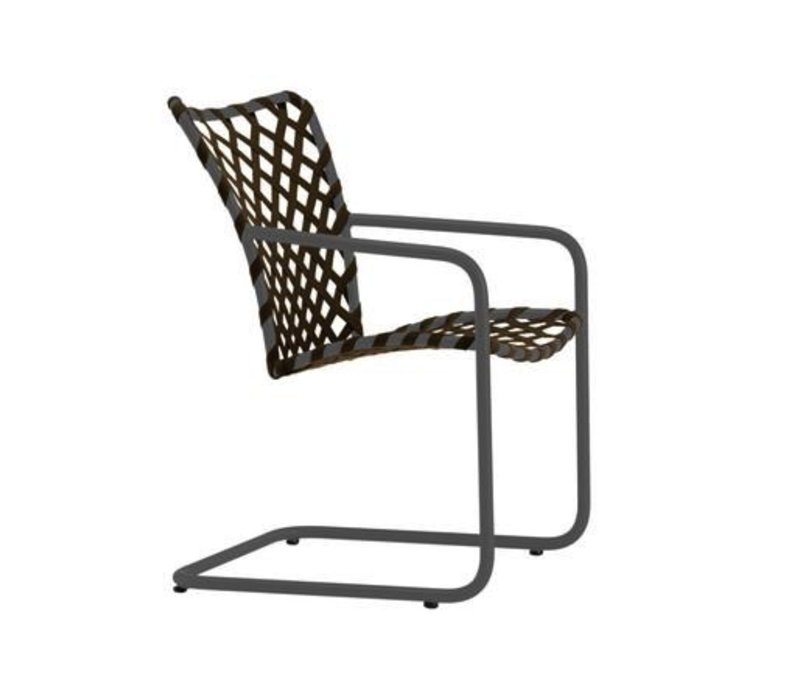 TAMIAMI SPRING BASE CHAIR WITH SUN CLOTH STRAP