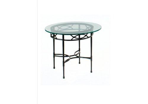 AMALFI LIVING AMALFI SIDE TABLE ROUND 20