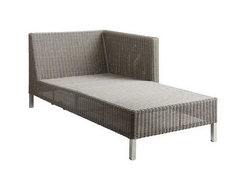 CANE-LINE CONNECT CHAISE LOUNGE MODULE, LEFT