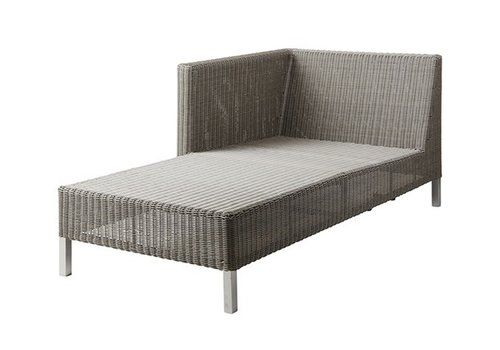 CANE-LINE CONNECT CHAISE LOUNGE MODULE, RIGHT