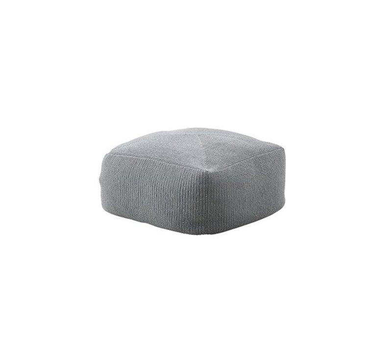 DIVINE FOOTSTOOL IN GREY