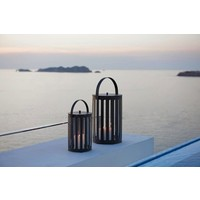 LIGHT TUBE LANTERN, SMALL / SOLD IN SETS OF 2