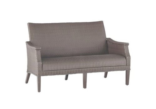 SUMMER CLASSICS BENTLEY LOVESEAT - OYSTER
