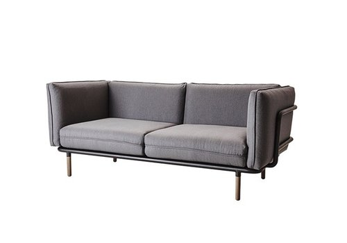 CANE-LINE URBAN 3 SEATER SOFA