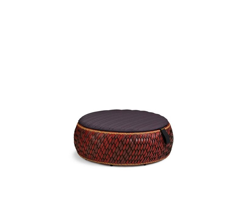 DALA 38‰Û FFOOTSTOOL/COFFEE TABLE - COLOR FIRE