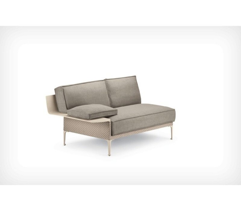 RAYN SECTIONAL RIGHT MODULE WITH ARMREST