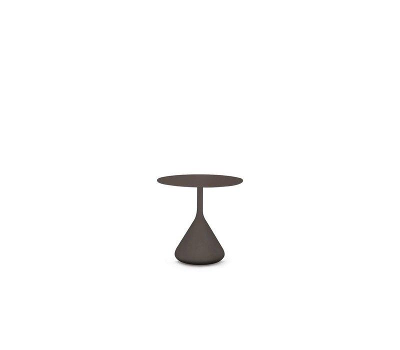 SATELLITE 16 ROUND SIDE - HPL TABLE