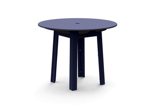 "LOLL DESIGNS FRESH 38"" AIR ROUND TABLE - NAVY BLUE"