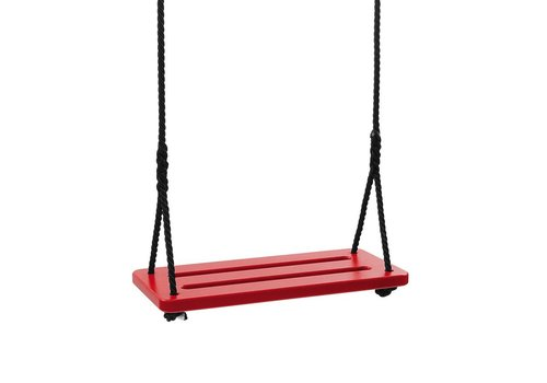 LOLL DESIGNS ROPE SWING - APPLE RED