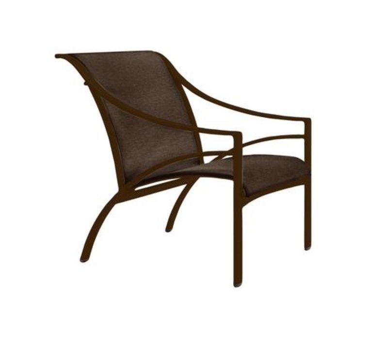 PASADENA SLING LOUNGE CHAIR WITH GRADE A SLING