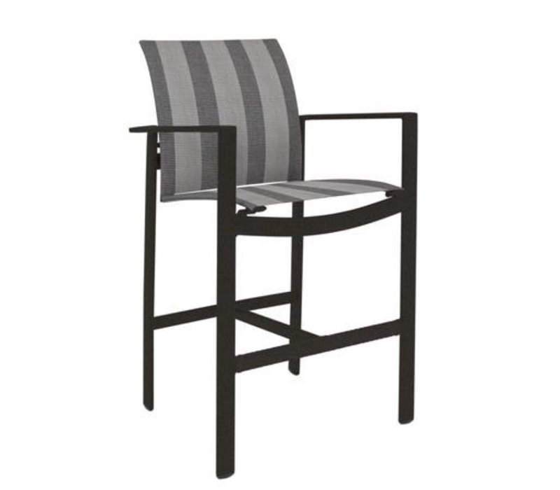 PARKWAY BARSTOOL WITH GRADE A SLING