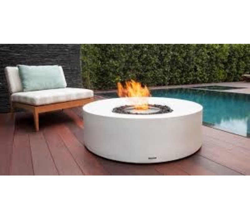 KOVE BIOETHANOL FIRE ELEMENT IN BONE COLOR