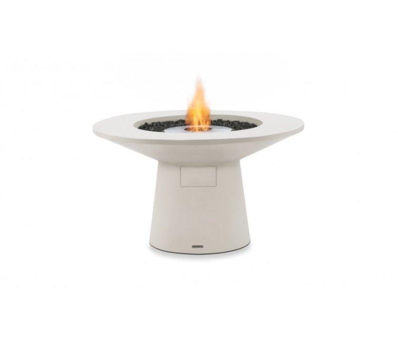 MESA BIOETHANOL FIRE TABLE IN BONE